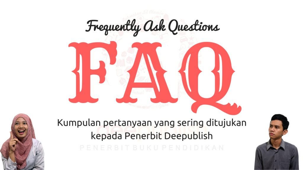 FAQ Deepublish