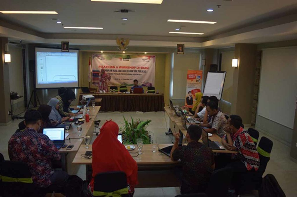 kerjasama workshop