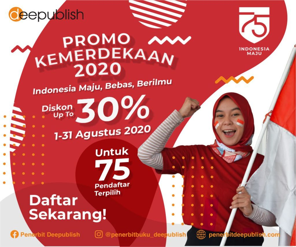 promo penerbit deepublish