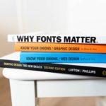 pilihan font untuk buku